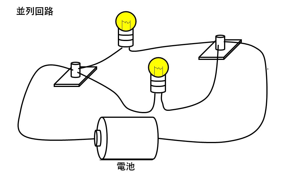電球 豆 回路 図